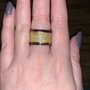 Micheal Kors fashion ring